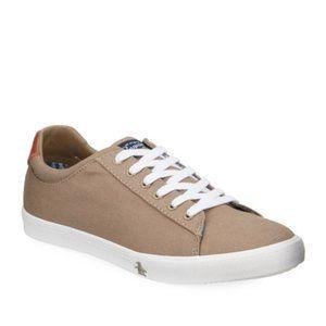 NEW Men's Dane Low-Top Canvas Sneakers